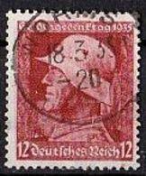 DEUTSCHES REICH Mi. Nr. 570 O (A-3-20) - Deutschland