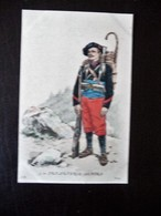 Paris Hergestellt Frankreich Infanterie Alpine Ca. 1910 ? Sammlungsaufl. - Uniformen