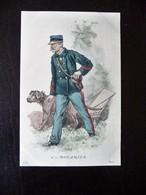 Paris Hergestellt Frankreich Douanier Ca. 1910 ? Sammlungsaufl. - Uniformen