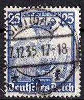 DEUTSCHES REICH Mi. Nr. 595 O Vollstempel (A-3-20) - Deutschland