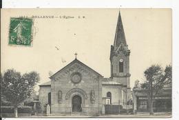 Bellevue   L'Eglise - France