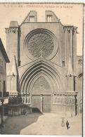 TARRAGONA CATEDRAL SIN ESCRIBIR - Tarragona