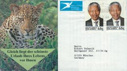 South Africa - South African Airways. Marketing. German Language.  # 326 # - Tourism Brochures