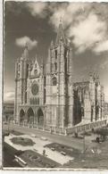 LEON CATEDRAL ESCRITA - León