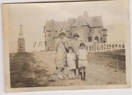 Photo  Vers 1926  Saint Meloir Des Ondes 35 Manoir - Fotos