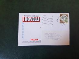 (27678) STORIA POSTALE ITALIA 1990 - 1981-90: Storia Postale