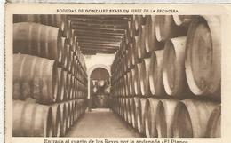 CADIZ JEREZ DE LA FRONETRA BODEGAS GONZALEZ BYASS SIN ESCRIBIR - Cádiz