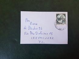(27680) STORIA POSTALE ITALIA 1990 - 1981-90: Storia Postale