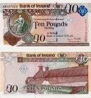 NORTHERN IRELAND - BI       10 Pounds       P-87       1.1.2013       UNC - Irlanda-Nord
