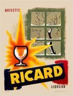 @@@ MAGNET - Ricard - Publicitaires