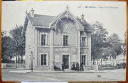 Gare D'Orléans-Saint-Marceau Tramways Du Loiret (45) - Stations Without Trains