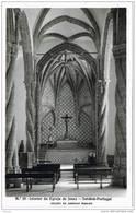 32050. Postal SETUBAL (Portugal). Interior Egreja De Jesus. Iglesia - Setúbal