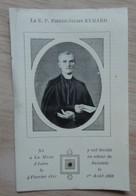 IMAGE PIEUSE - Le R.P. Pierre-Julien Eymard - Né: 1811 / Décédé: 1868 - Voir 2 Scans. - Images Religieuses