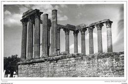 32052. Postal EVORA  (Portugal). Templo Romano  Siglo II. Arqueologia - Evora