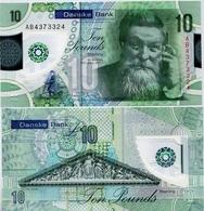 NORTHERN IRELAND - DB       10 Pounds       P-New       6.7.2017 (2019)       UNC - Irlanda-Nord