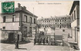 Bernay / Caserne Turreau / Infanterie - Bernay