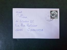 (27684) STORIA POSTALE ITALIA 1990 - 1981-90: Storia Postale