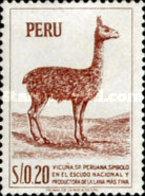 USED STAMPS Peru - Local Motives -1952 - Pérou