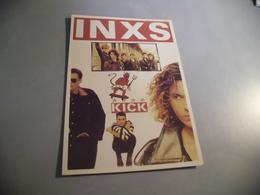 INXS - Chanteurs & Musiciens