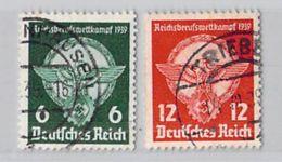 MiNr. 689-690 O Deutsches Reich - Deutschland