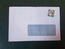 (27690) STORIA POSTALE ITALIA 1990 - 1981-90: Storia Postale