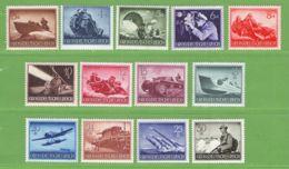 MiNr. 873-895  Xx Deutsches Reich - Deutschland