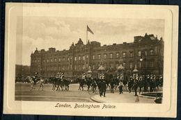"CPA S/w Raphael Tuck Künstlerkarte1910 ""London-Buckingham Palace,belebt,Nr.2451""1 AK Used - Ansichtskarten"