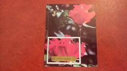 Fujeira 1972 - Flowers - Perf Sheet Mi 121 A MNH - Plants - Fujeira