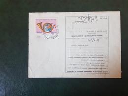 (27698) STORIA POSTALE ITALIA 1990 - 1981-90: Storia Postale