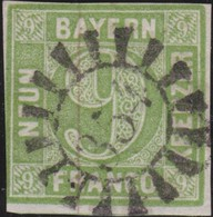 Bayern     .    Michel   5        .          O      .     Gebraucht   .    /    .    Cancelled - Bayern