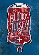 @@@ MAGNET - Give Blood - Publicitaires