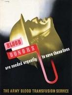 @@@ MAGNET - Blood Donors - Publicitaires