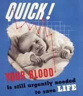 @@@ MAGNET - Quick! Your Blood - Publicitaires