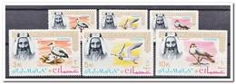 Ajman 1964, Postfris MNH, Birds - Ajman