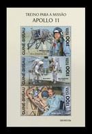 Guinea-Bissau 2019 Mih. 10407/09 Space. Apollo 11 (II) MNH ** - Guinée-Bissau