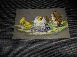 Pâques ( 116 )  Pasen - Pâques