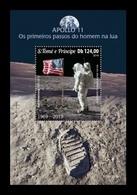 Sao Tome And Principe 2019 Mih. 8086 (Bl.1463) Space. Apollo 11 MNH ** - Sao Tome Et Principe