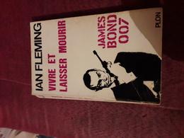 Ian Fleming James Bond 007   Vivre Et Laisser Mourir   Plon - Plon