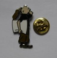 TINTIN CORNER 209 TINTIN HERGE Pin Pin's Pin - BD