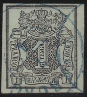 Hannover      .   Michel   1    .   O     .    Gebraucht     .   /   .   Cancelled - Hanovre