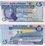 NORTHERN IRELAND - BI       5 Pounds       P-86       1.1.2013       UNC - Irlanda-Nord