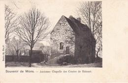 Souvenir De Mons, Ancienne Chapelle Des Comtes De Hainaut (pk57556) - Mons