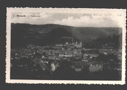 Malmedy - Panorama - éd. Hôtel International, Malmédy - 1949 - Malmedy