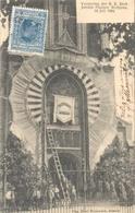 Bussum, Versiering Der R.K.Kerk  Jubilee Pastoor Weitjens  18 Juli 1904   (st. Vituskerk) - Bussum