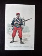 Paris Hergestellt Frankreich Infanterie Cyliste Ca. 1910 ? Sammlungsaufl. - Uniformen