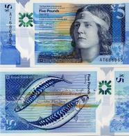 SCOTLAND - RBS       5 Pounds       P-370       11.2.2016      UNC - Scozia