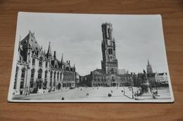 8508-   BRUGGE   BRUGES, GROTE MARKT MET BELFORT - Brugge