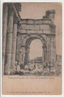 Palmyre Facade De L'arc De Triomphe Syrie - Siria