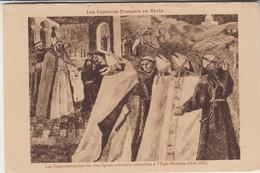 Les Capucins Francais En Syrie - Siria
