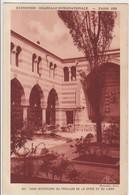 Cour Interieure Du Pavillion De La Syrie Et Du Liban - Siria